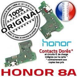 SMA Nappe 8A Honor Huawei Téléphone Chargeur OFFICIELLE ORIGINAL Charge GSM Antenne Connecteur Qualité Microphone MicroUSB Prise
