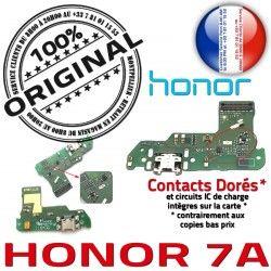 DOCK Honor Qualité ORIGINAL RESEAU Charge Chargeur Connecteur Nappe USB Antenne OFFICIELLE Prise Téléphone Microphone 7A Huawei