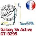 Samsung Galaxy S4 GT i9295 C MicroUSB Chargeur OFFICIELLE Charge Connecteur Qualité ORIGINAL Antenne Nappe Prise Active Microphone