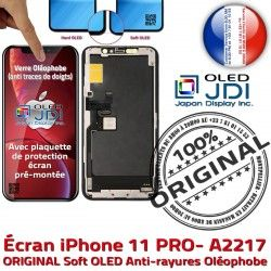 5.8 Retina iTrueColor PRO Verre 3D Réparation Qualité OLED Touch ORIGINAL SmartPhone Super A2217 soft Tactile iPhone Écran 11 HD