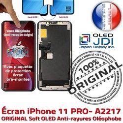 Écran SmartPhone soft Oléop Retina Affichage 5.8 LG A2217 Vitre PRO Changer OLED ORIGINAL Apple Super pouces Verre Tone 11 iPhone True