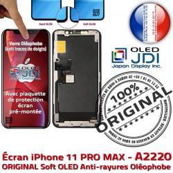 Écran ORIGINAL SmartPhone LG Multi-Touch iPhone Verre Oléophobe iTrueColor Tone Tactile soft Affichage HDR True OLED A2220
