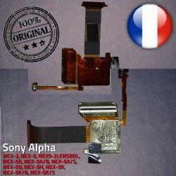 Remplacement cristaux FLEXIBLE Nappe NEX-5 Connexion Sony Écran FLEX Display LCD liquides FP-1237-11 ORIGINAL Alpha 3″