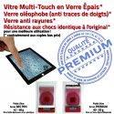 iPad Mini2 A1489 A1490 A1491 N Tactile Tablette 2 Vitre Adhésif Noir Ecran Filtre Oléophobe Réparation Verre Caméra Fixation Bouton Nappe MINI Monté Home