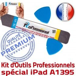 Ecran KIT iSesamo Tactile Réparation Professionnelle iPad Démontage Qualité PRO Outils Compatible iLAME A1395 Vitre Remplacement