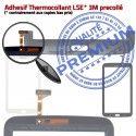 Samsung Galaxy TAB 3 SM-T2100 N Tactile Assemblée Supérieure Verre SM Prémonté Noire PREMIUM Vitre 7 Ecran LCD TAB3 Adhésif en Qualité T2100