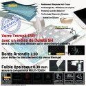 Protection Lumière UV iPad A1403 Ecran Anti-Rayures Chocs Verre Vitre Protecteur Incassable Film Filtre Apple Trempé ESR Bleue