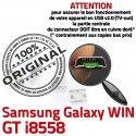 Samsung Galaxy Win i8558 USB charge de Chargeur Micro Dock ORIGINAL Prise Qualité Pins GT Connector à souder Connecteur Dorés
