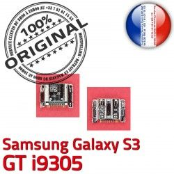 souder Galaxy charge USB Connector ORIGINAL Flex S3 Micro Pins Dock Dorés GT Connecteur de i9305 C à Prise Samsung Chargeur