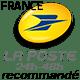 Colis Recommande (France Metropolitaine et Monaco)