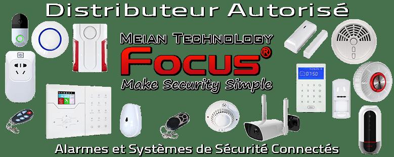Centrale Alarme Connectée Système Sécurité Connecté Transmetteur Téléphonique SIM Surveillance Domotique